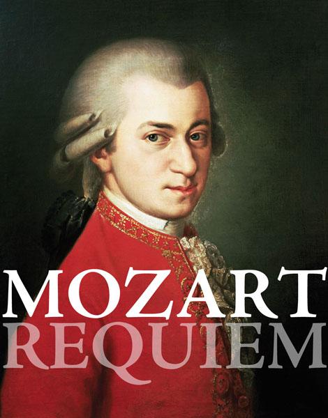 Mozart - Requiem - Portrait de Mozart